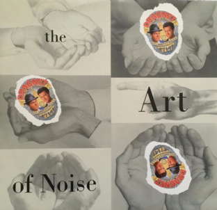 "Art Of Noise (The) - Dragnet (12"") (VG+/EX)"